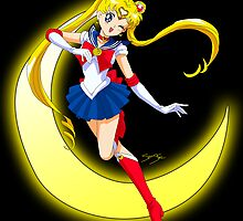 Sailor Moon Sailor Scout by SamSteinDesigns