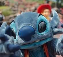 Stitch Wants You by Chris Lanam