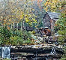 Grist Mill by Carrie Patterson