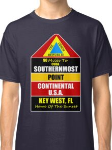 Key West Conch Republic Classic T-Shirt
