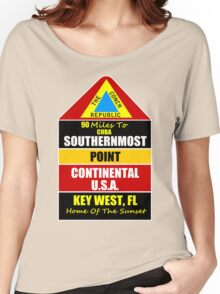 Key West Conch Republic Women's Relaxed Fit T-Shirt