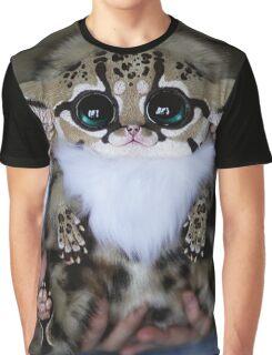 Fox Nature Graphic T-Shirt