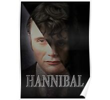 Hannibal - Hannibal and Will  Poster