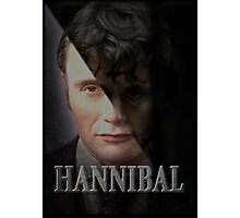 Hannibal - Hannibal and Will  Photographic Print