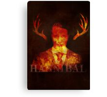 Hannibal Fire Canvas Print