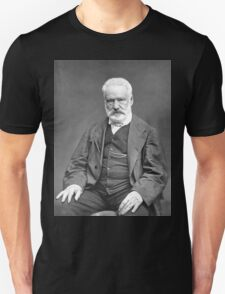 Victor Hugo | The Wighte Collection Unisex T-Shirt