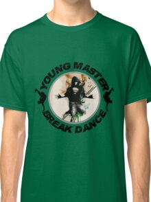 Young Master Breakdance Classic T-Shirt