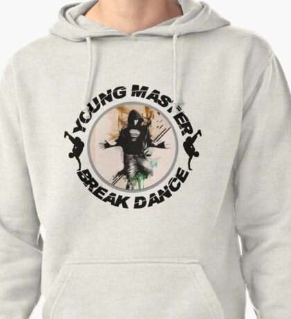 Young Master Breakdance Pullover Hoodie