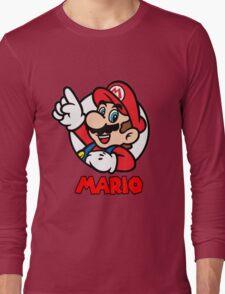 Mario Bubble Long Sleeve T-Shirt