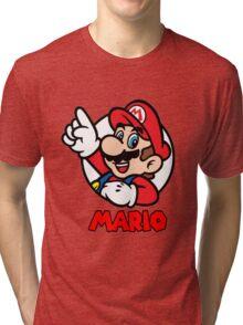 Mario Bubble Tri-blend T-Shirt