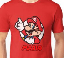 Mario Bubble Unisex T-Shirt