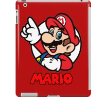 Mario Bubble iPad Case/Skin