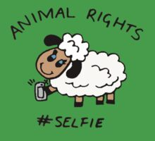 Selfie for Animal Rights by thehippievegan