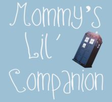 Mommy's Lil Companion Baby Tee