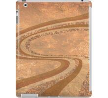 stripes path iPad Case/Skin