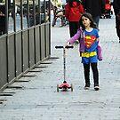 Superwoman ! by Berns
