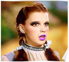 Punk Dorothy Poster