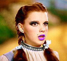Punk Dorothy Photographic Print