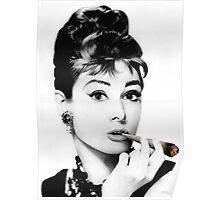 Audrey gone Bad Poster