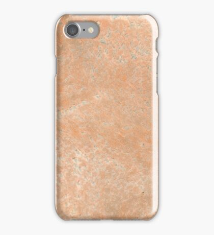 Warm colored marble texture  iPhone Case/Skin