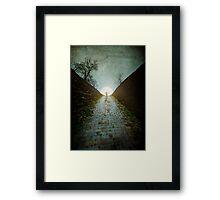 Personal Pinnacle  Framed Print