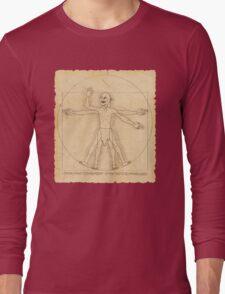 Gollum and his Precious Ring Long Sleeve T-Shirt
