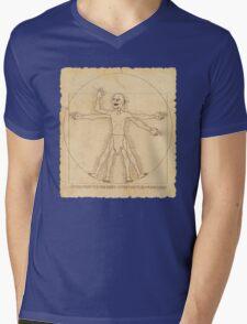 Gollum and his Precious Ring Mens V-Neck T-Shirt