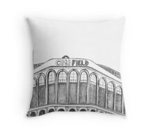 CitiField -NY Mets Stadium Throw Pillow