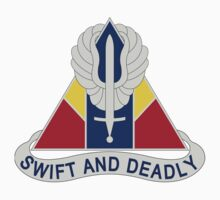 13th Aviation Regiment - Swift And Deadly by VeteranGraphics