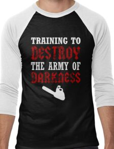 Army of Darkness Men's Baseball ¾ T-Shirt