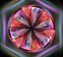 Glass Flower by James Brotherton