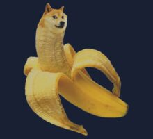 Real Banana Doge by timnock