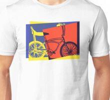 Pop Art Retro Bike Unisex T-Shirt