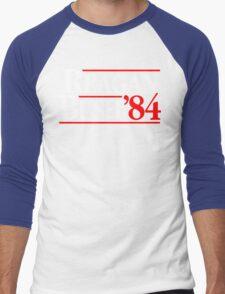 Reagan/Bush '84 Men's Baseball ¾ T-Shirt
