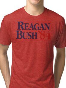 Reagan/Bush '84 Tri-blend T-Shirt