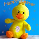 Happy Easter by Susan S. Kline