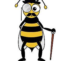 Bee like a sir by masterchef-fr