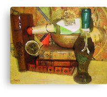 Eclectic Fiesta Canvas Print
