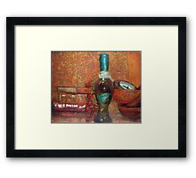 Timeless Tradition Framed Print