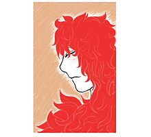 The Fire Red Hair by scarletridder