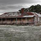 Old Homestead by Colin  Ewington