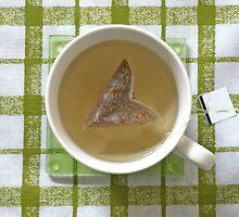 I love tea by Sally Kate Yeoman