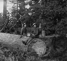""""""" American Loggers """" by CanyonWind"""