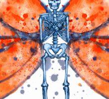 SkeleFly Sticker