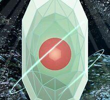 Magicite - Tritoch by dinochild