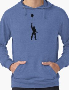 I HAVE THE BALLOON! Lightweight Hoodie