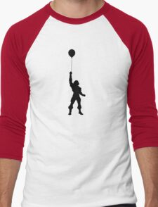 I HAVE THE BALLOON! Men's Baseball ¾ T-Shirt