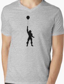I HAVE THE BALLOON! Mens V-Neck T-Shirt