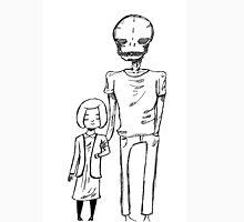 skeleton boyfriend Unisex T-Shirt
