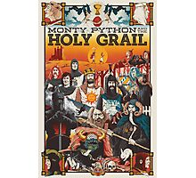 Monty Python and the Holy Grail Photographic Print
